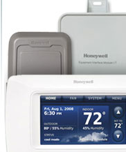 Honeywell RedLINK&amp;8482; Enabled Thermostat Kits