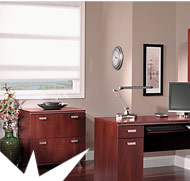 Bush&#174; - Tuxedo Home Office Collection