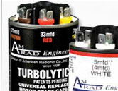 Turbo &#174; 200 Capacitors