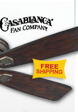 Casablanca Outdoor Ceiling Fans