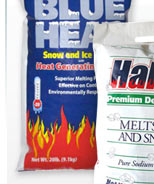 Ice Melters &amp; Chloride Pellets