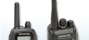 Kenwood Professional Two Way Radios