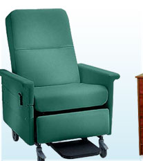 Mobile Medical Recliners