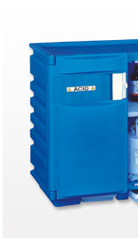 Polyethylene Acid Corrosive Cabinets