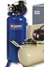 Air Compressors &amp; Dryers