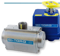 Electric &amp; Pneumatic Actuators