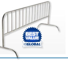 Metal Crowd Control Barriers - Best Value