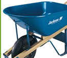 Steel Contractor Wheelbarrows