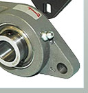Flange Mounted Ball Bearings
