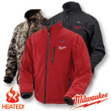 Milwaukee Lithium-Ion Heated Jackets